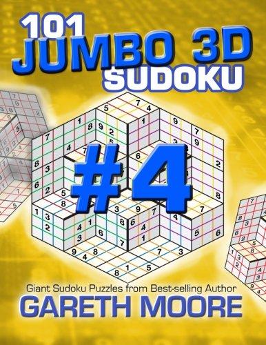 101 Jumbo 3D Sudoku Volume 4 - Sudoku 3d