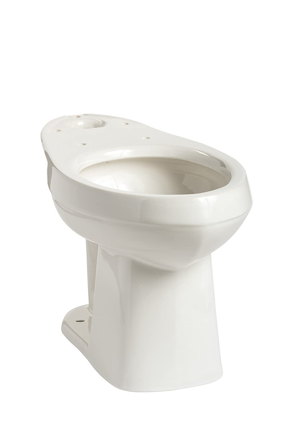 Toilet Bowl ONLY White Mansfield Plumbing 148 Quantum Elongated Front
