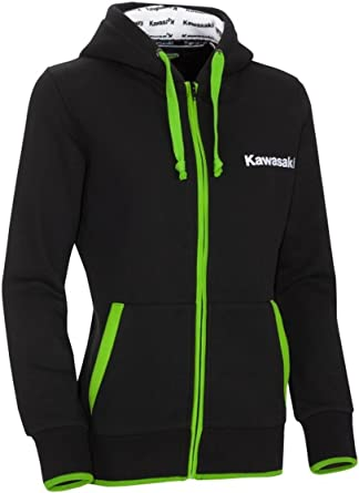 Kawasaki Sweat-shirt à capuche Sweat-shirt