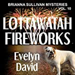 Lottawatah Fireworks: Brianna Sullivan Mysteries | Evelyn David