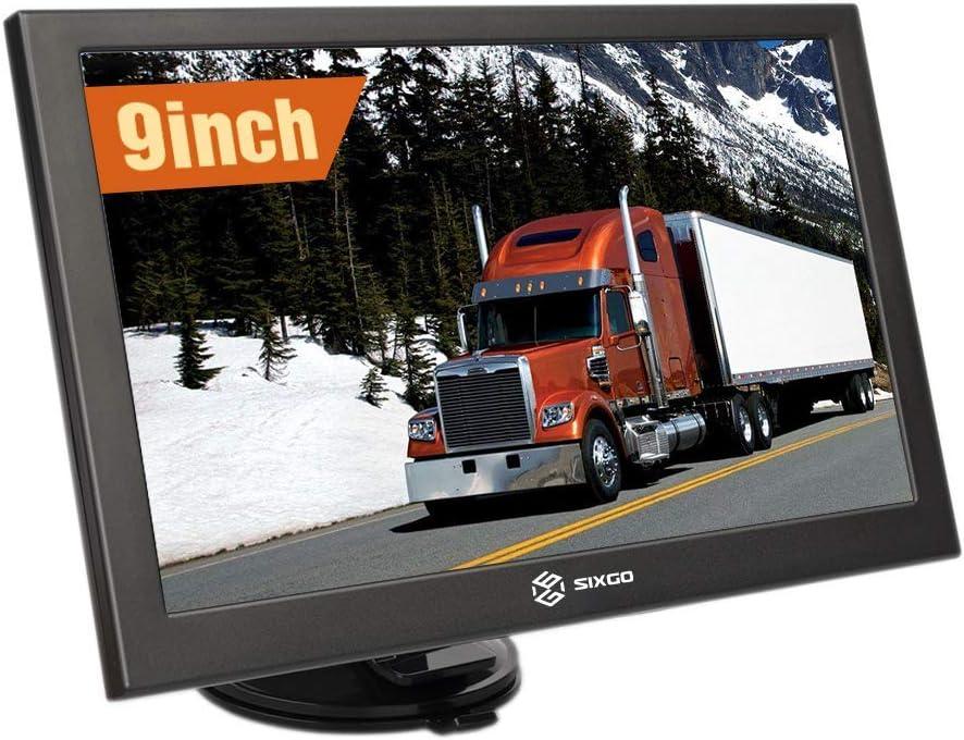 <strong>SIXGO 9-Inch Touchscreen GPS</strong>}