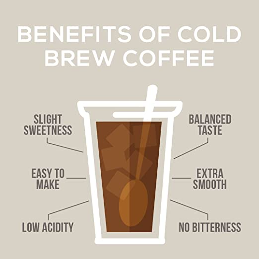 benefits of best coffee beans for cold brew