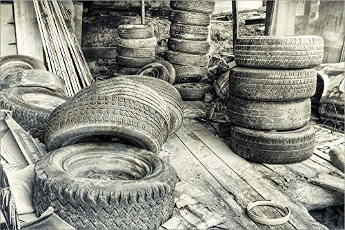 old tires - 6