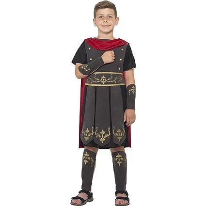NET TOYS Disfraz Infantil Soldado Romano - S, 4 - 6 años ...