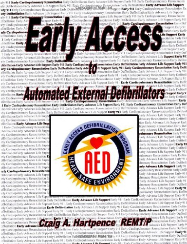 Early Access to Automated External - Automated External Zoll Defibrillator
