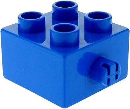 LEGO DUPLO PROPELLER SCHWARZ DUPLO STEIN BLAU FÜR FLUGZEUG WINDMÜHLE  @  NEU