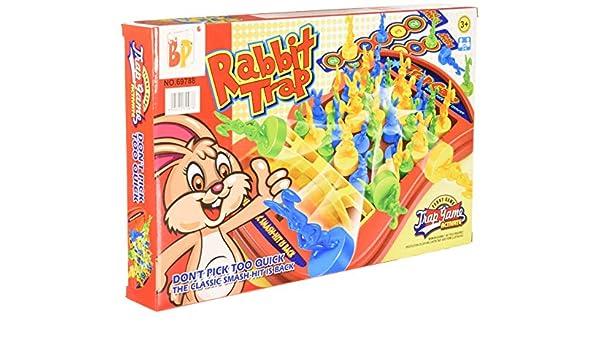 Neo- Juego de mesa Atrapa el conejo (69788) , color/modelo surtido: Amazon.es: Juguetes y juegos