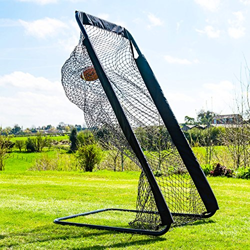 - Forza Football Kicking Net | Kicking Training Equipment | Easy to Assemble Frame | A Top Performer for Season After Season | Suitable for Indoor & Outdoor Use [Net World Sports]