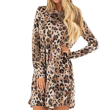 8288ca6b13 Dream Room Womens Leopard Party Dress