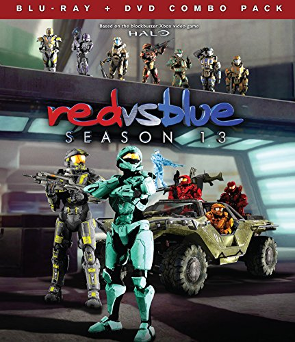 Red Vs. Blue: Season 13 (With DVD, Widescreen, 2PC)