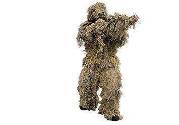 Alan Uniforme de Camuflaje 3D Ghillie Suit Airsoft Caza ...