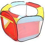 Mohoo - Ball Pit per bambini, tenda da gioco per interno/esterno, impermeabile, tenda facilmente pieghevole (palline non incluse nella confezione