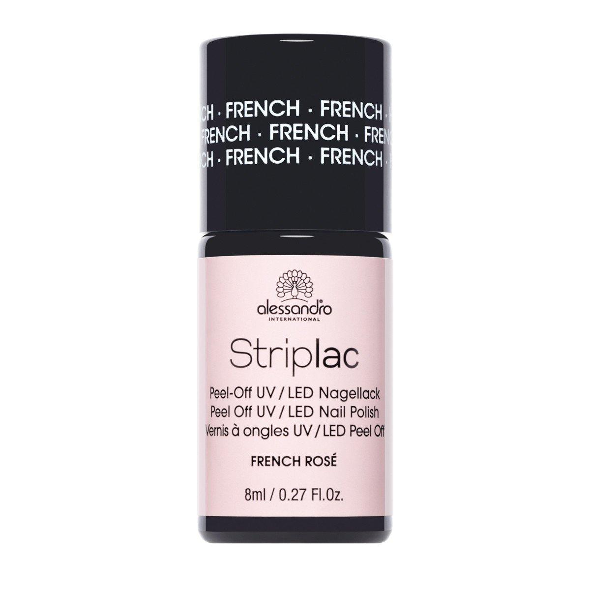 Alessandro International: StripLac - (8 ml): Alessandro International: Farbe: French Pink