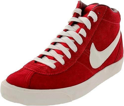 Nike baskets bruin mode mid rouge 44 537333 601 10 uF3TJl1c5K