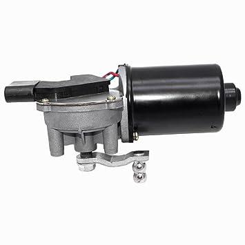 WM 002 12 V motor limpiaparabrisas delantero con 1j0955119 a: Amazon.es: Coche y moto
