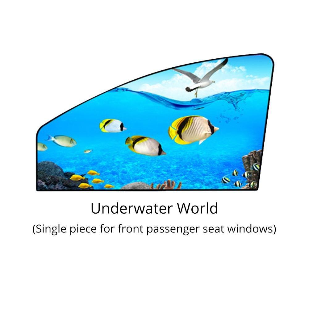 Disney Car Blue Parasol Protector Solar para la Parabrisa Delantera del Coche Cubierta Protectora contra Rayos Ultravioletas para el Veh/ículo en Verano Parasol Parabrisas Delantero de Coche