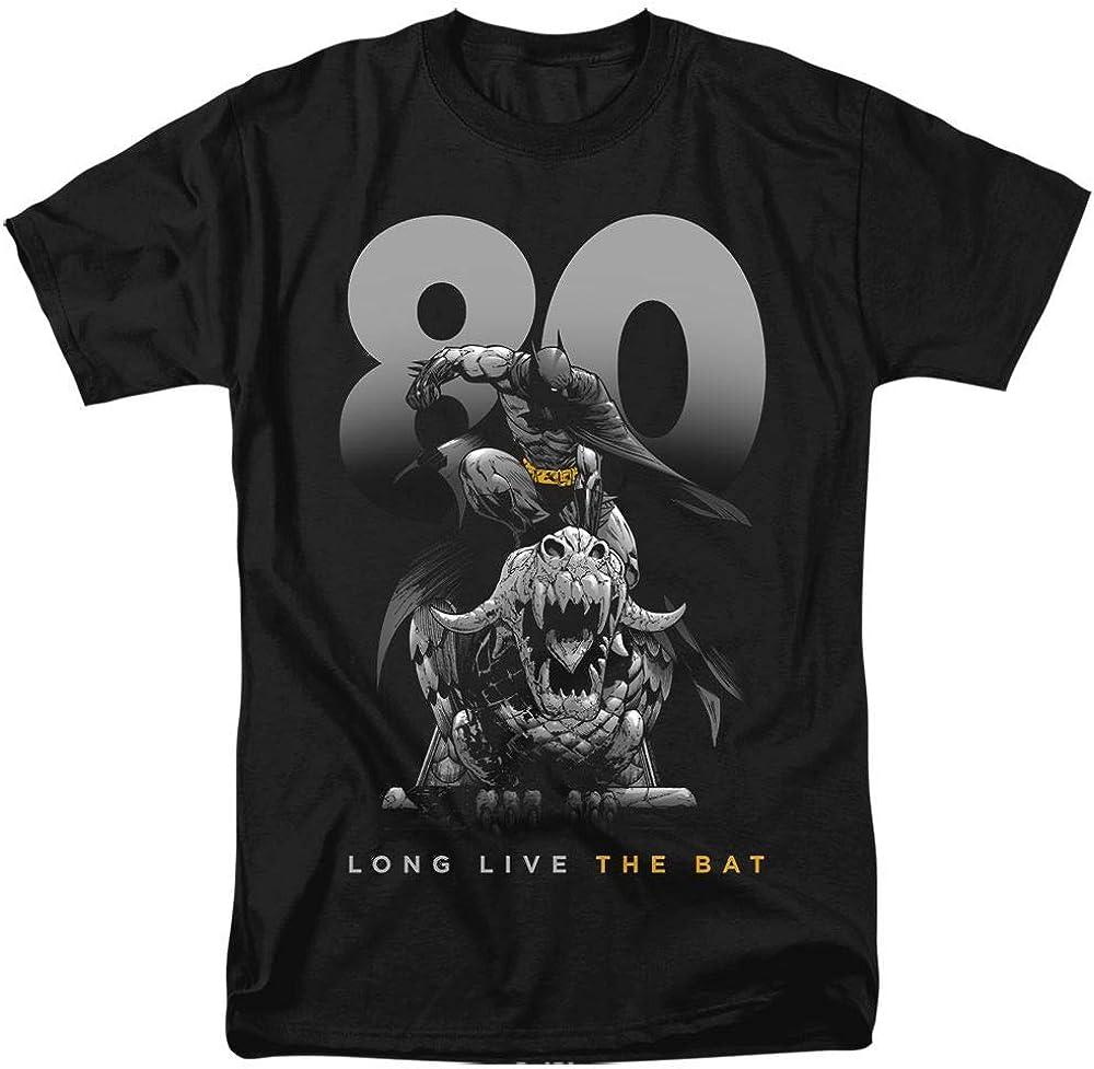 Joker Bat Bomb Batman Comic Mens T Shirt Dc Black Grey