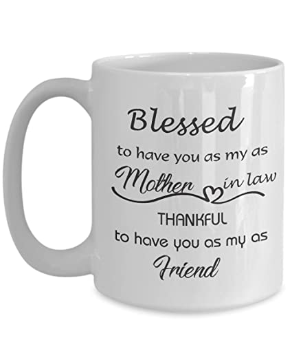 Amazoncom Blessed Thankful To Have You As My Friend Mother In