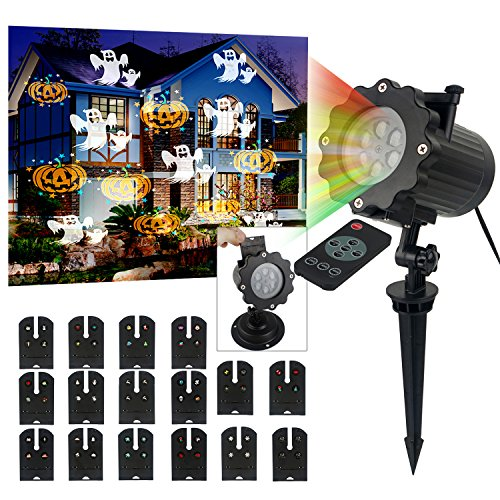 Led 16 Function Motion Christmas Lights