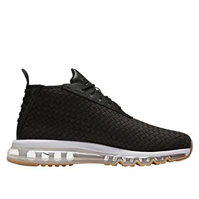 Nike Air Max Woven Boot 921854003 Color: Black Size
