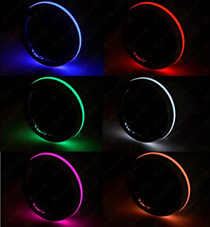 Amazon.com: BLAST LED- LED Speaker Light Rings for Rockford