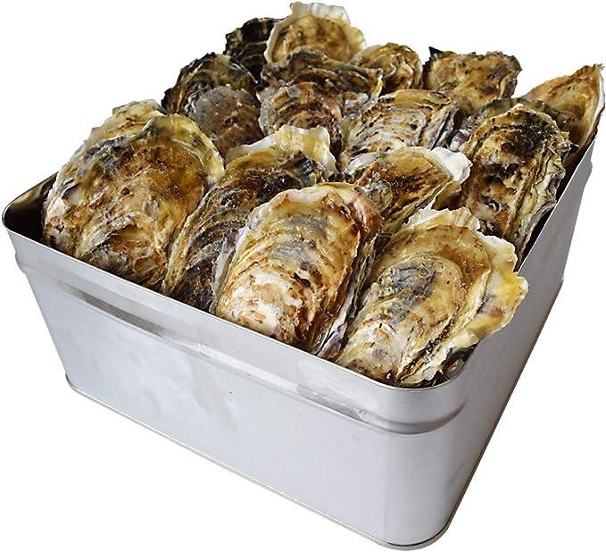 焼き 牡蠣 カンカン