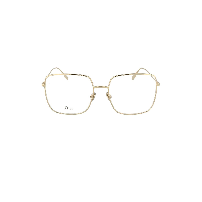 71371aadba8d Amazon.com  Dior Stellaire O 1 - Gold 0J5G Eyeglasses  Clothing