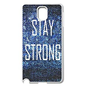 Personalized New Print Case for Samsung Galaxy Note 3 N9000, Stay Strong Phone Case - HL-R656638