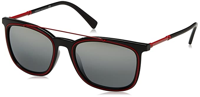 f2f1b0b783bed Image Unavailable. Image not available for. Color  Versace Men s VE4335  Sunglasses 56mm