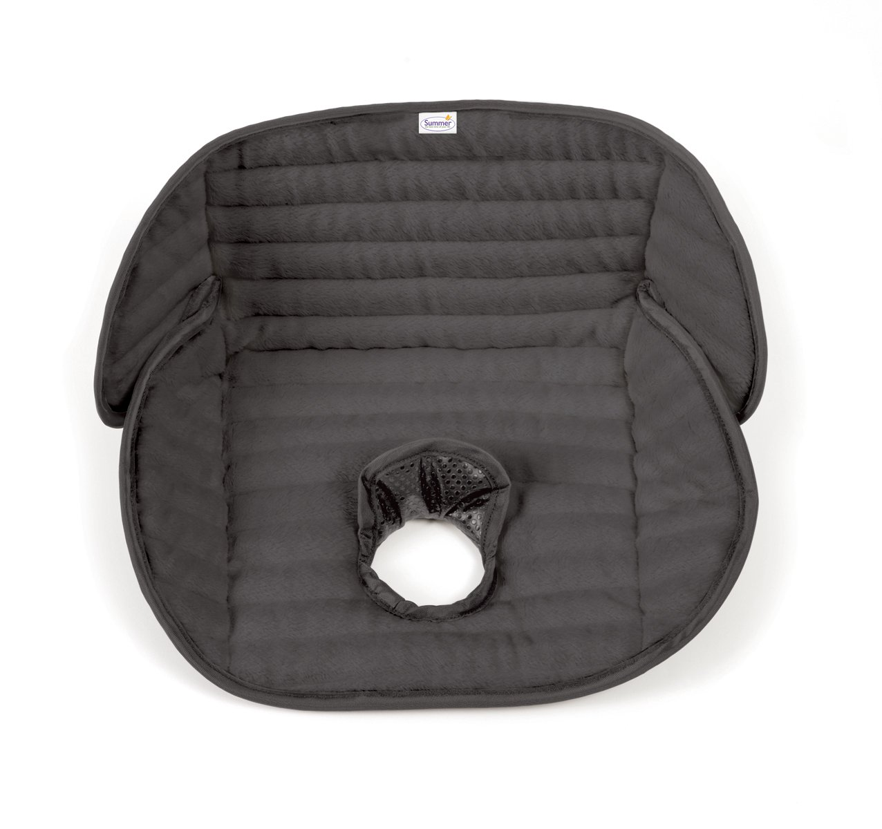 Summer Infant Deluxe Piddle Pad, Black, 2 Pack