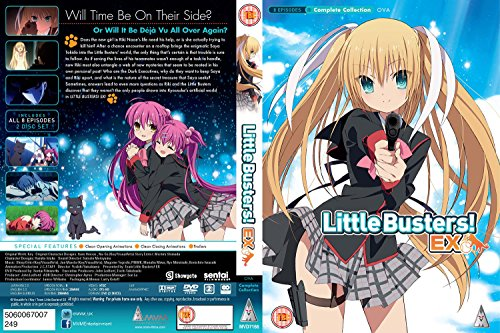 Little Busters Ex Ova Collection [DVD]