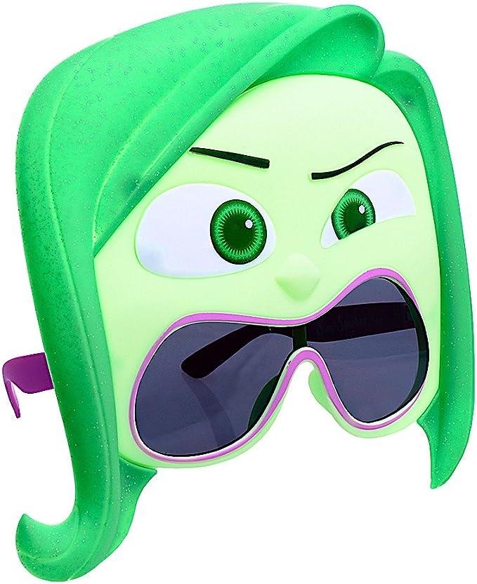 Inside Out Disfraces de Fiesta – Sun-Staches – Disney Disgust ...