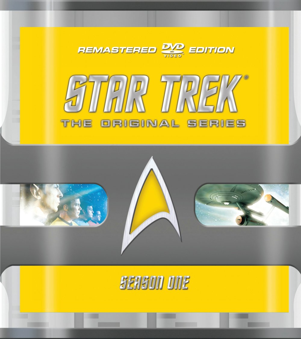 Star Trek: The Original Series: Season 1 (Remastered Edition)