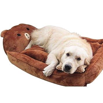 Cama de Perros y Gatos Alfombra para Mascotas, Cama Gato Nido para Mascotas Cama de Perro ...