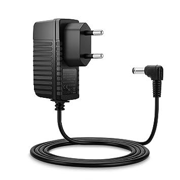 Aukru Adaptador de Fuente de alimentación 9V Compatible con Crosley CR8005A Tocadiscos