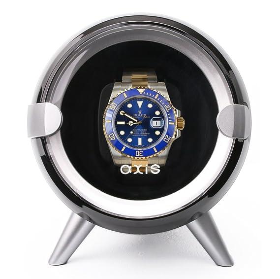 Cargador automático de reloj individual AXIS® AXW090B, color ...
