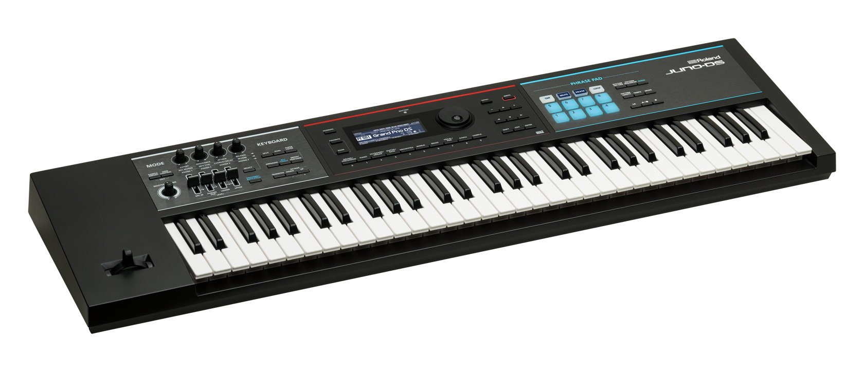 2. Roland JUNO-DS61 61-key Synthesizer