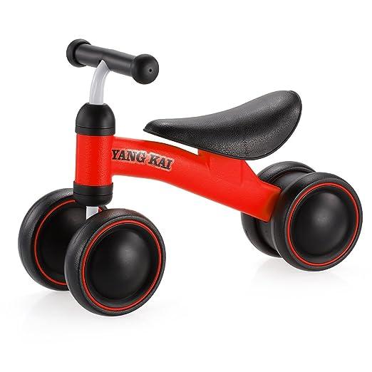 Zuqiudashi Niños de Tres Ruedas Equilibrio Bicicleta niños Scooter ...