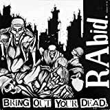 Rabid - Bring Out Your Dead - Fallout Records - FALL 12 009