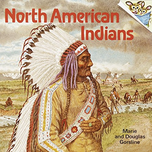 North American Indians (Pictureback(R)) ()