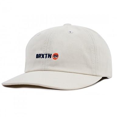 91fd812e8d0 BRIXTON Cap Baldwin Off White  Amazon.co.uk  Clothing