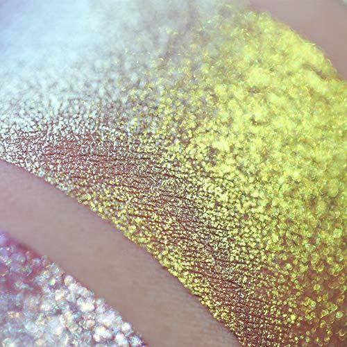 UCANBE Liquid Glitter Eyeshadow Shimmer Metallic Eyeshadow Pigment Waterproof Sparking Eyeliner Eye Shadow Face Lips Party Festival Eye Makeup Cosmetics (05# SHOW)