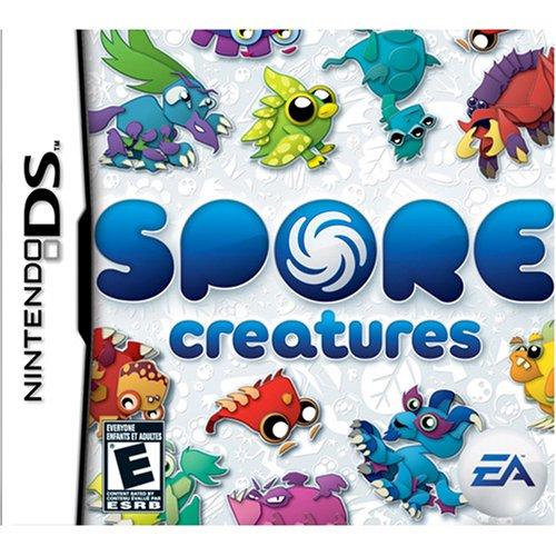 Spore Creatures - Nintendo DS (Creature) (Spore)