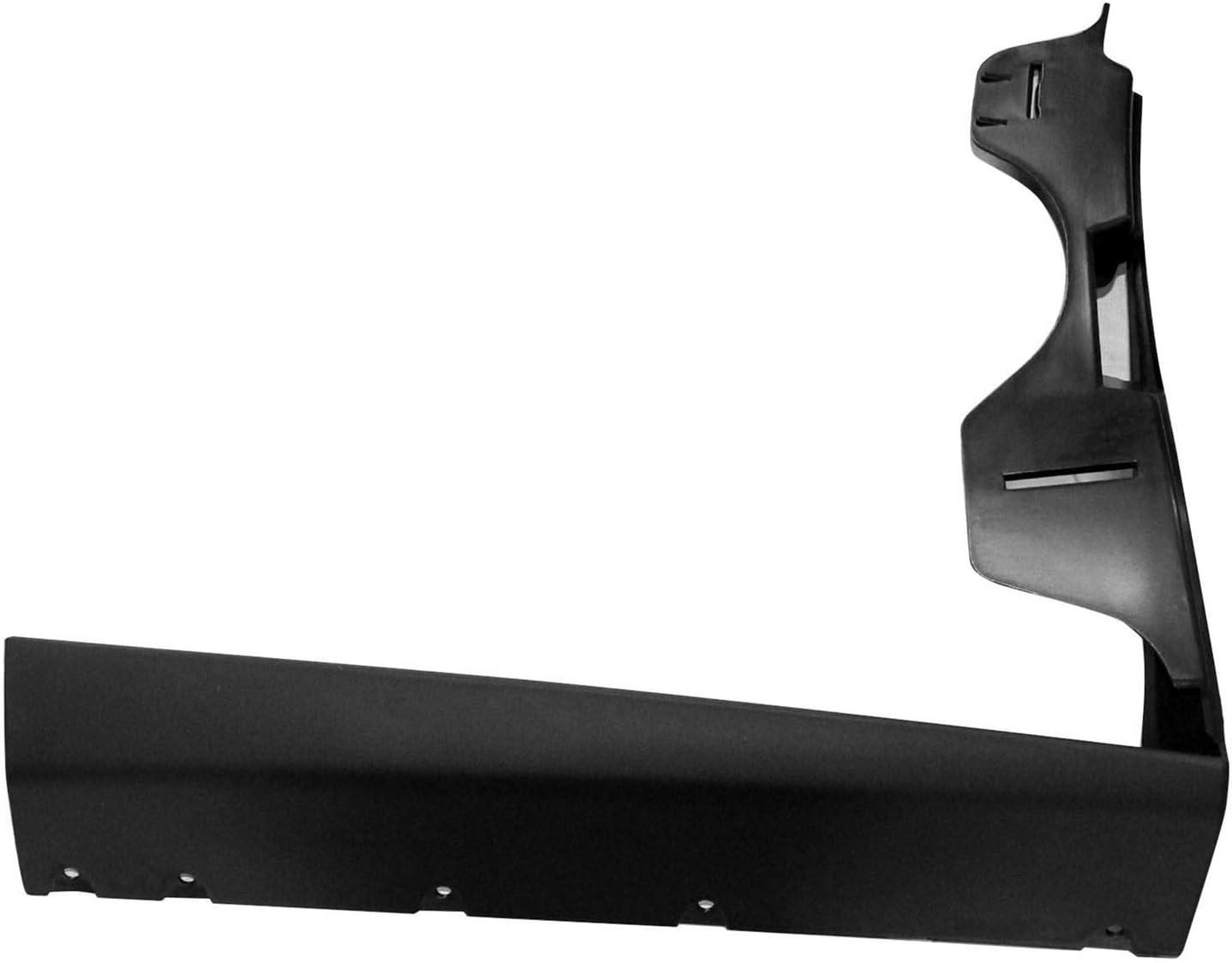 Multiple Manufactures MB1143110 Standard No variation Bumper End