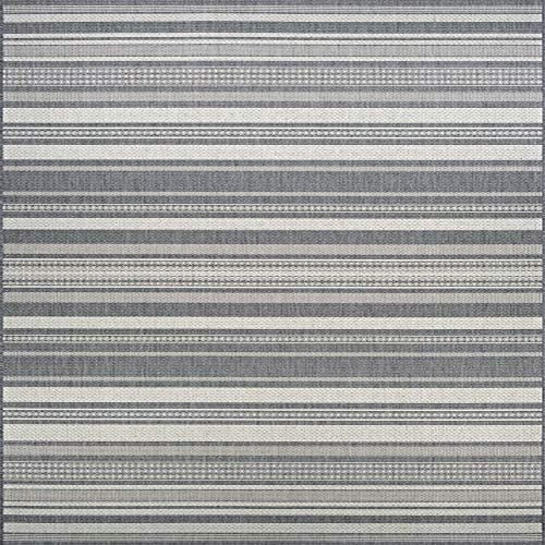 Couristan Recife Gazebo Stripe Indoor/Outdoor Area Rug
