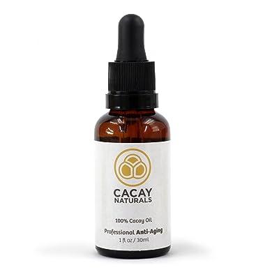 Cacay Naturals aceite para la Cara - EL MEJOR Anti-Edad y Anti-Arrugas Para Tu Piel. Contiene 100% Aceite Puro de Cacay. Disfruta de una Piel Joven y mas Saludable de Inmediato!