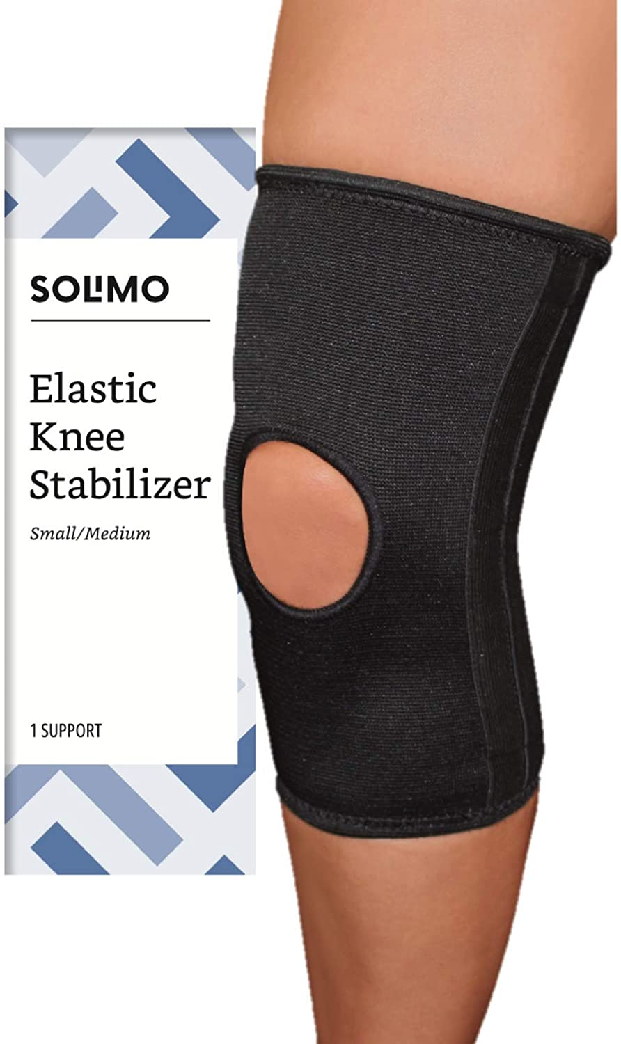 Large//Extra Large Brand Solimo Elastic Knee Stabilizer