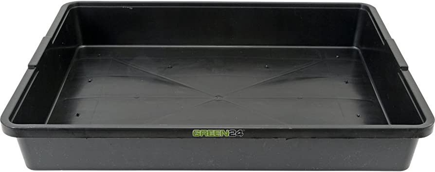10 Pots 9x9x9,5cm Green 24 vierecktopf professionnel anzuchttopf Professionnel Qualité