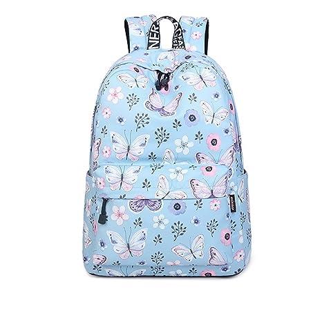 1f42bab0d9 Joymoze Waterproof School Backpack for Girls Middle School Cute ...