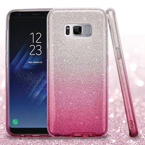 MyBat Cell Phone Case for Samsung Galaxy S8 - Pink from MYBAT